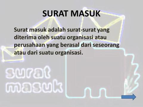 SMK  DamosQu: PROSEDUR PENGURUSAN SURAT MASUK/KELUAR SISTEM BUKU...