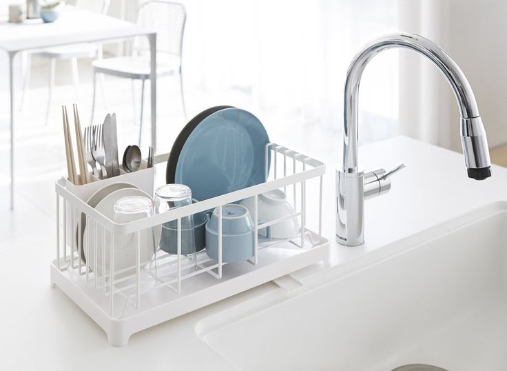 10 Design-y Dish Racks for Your Compact Kitchen — Annual Guide 2017