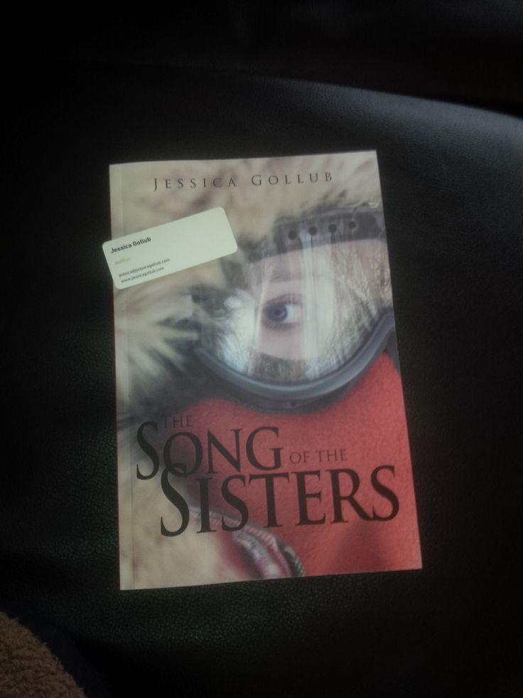 The Song of the Sisters by Jessica Gollub. This is the sequel to The Mark of the Hummingbird.