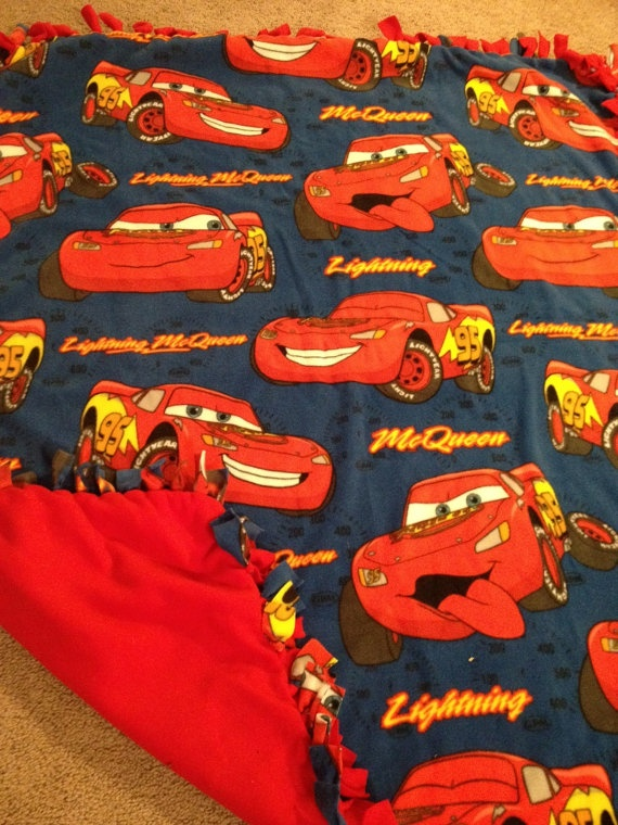 Cars  Fleece Blanket