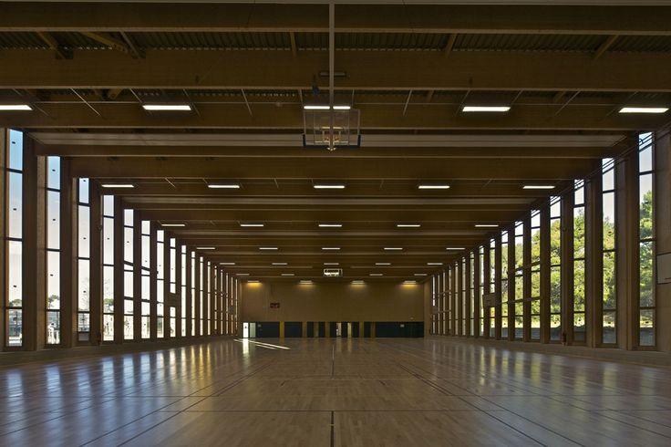 Gallery of Sport Hall in La Baule / Barré Lambot Architectes - 8