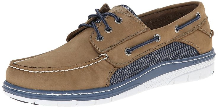 Sperry Top-Sider Men's Billfish Ultralite 3-Eye Shoes Taupe