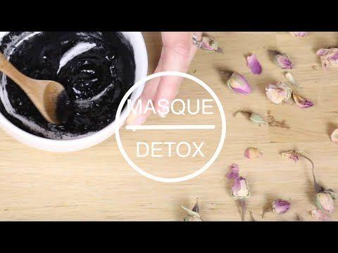 MASQUE DETOX POUR LE VISAGE | Naturellement Lyla l Blog beauté naturelle, Mode et Lifestyle