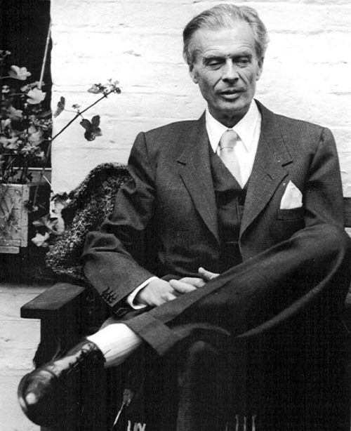 Aldous Leonard Huxley 1894 –1963 was an English writer, novelist, philosopher, and prominent member of the Huxley family. He graduated from Balliol College at the University of Oxford with a first-class honours in English literature. He was best known for his novels including Brave New World, set in a dystopian future; for non-fiction books, such as The Doors of Perception, which recalls experiences when taking a psychedelic drug; and a wide range of essays