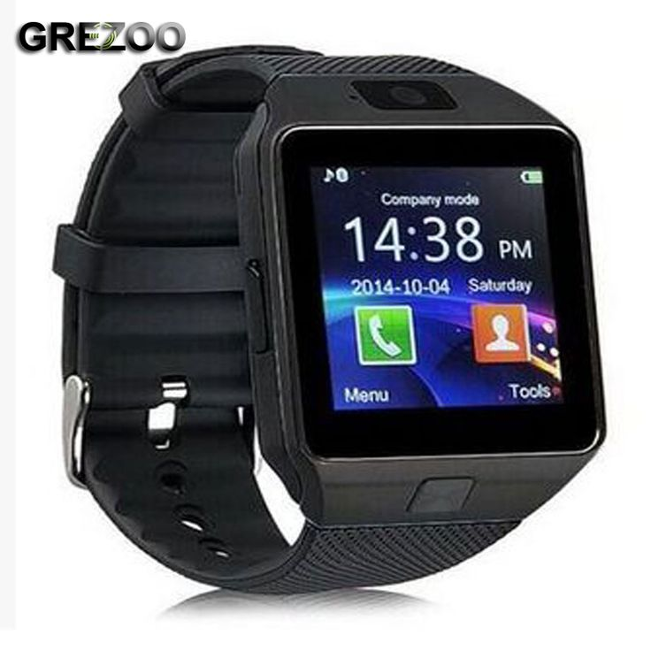 2017 New Hot Bluetooth Men Fashion Smart Watch for Android Smartphone & iOS Phones //Price: $25.95 & FREE Shipping //     #hashtag1