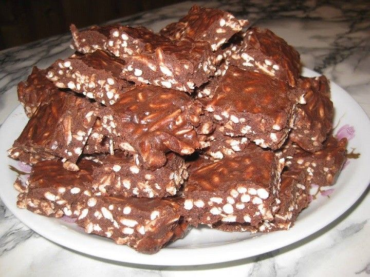 Rizses csoki recept