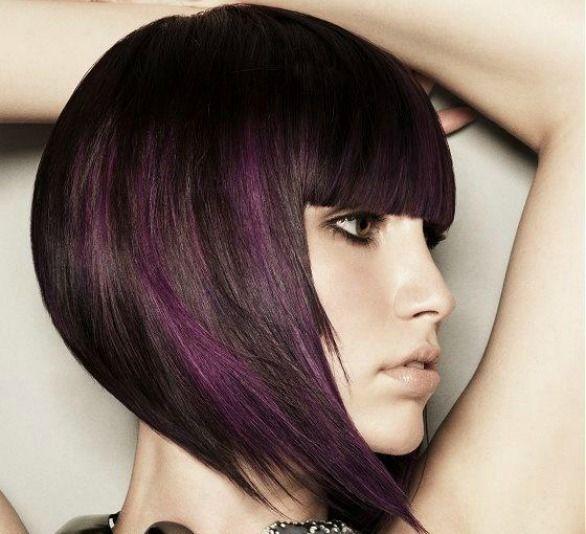 I capelli medio corti vanno molto di moda e nel 2013 ci sarà un vero boom di bob o caschetti.