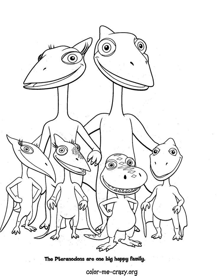 15 dinosaur train coloring pages other ideas for goodie bag pencils stickers