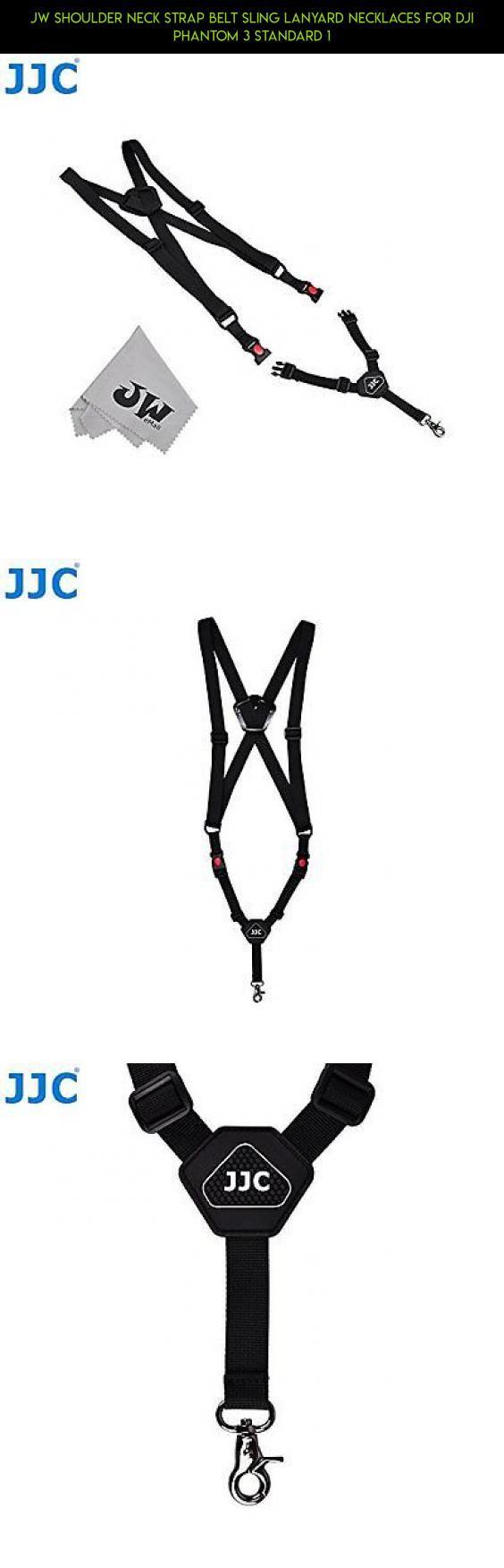 JW Shoulder Neck Strap Belt Sling Lanyard Necklaces For DJI Phantom 3 Standard 1 #products #3 #technology #fpv #phantom #drone #camera #racing #standard #tech #gadgets #shopping #dji #parts #kit #plans #lanyard