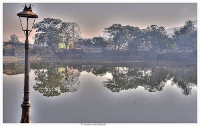 Mirror image !! by Mohan Masilamani #hdr #photography