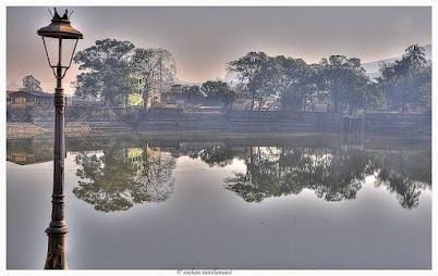 Mirror image !! by Mohan Masilamani #hdr #photography