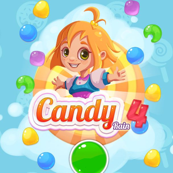 🍬 Candy Rain 4 🍭 Enjoy the best candy match and candy crush puzzle! 🎪 Time for brand new Candy Rain 4 ▶ #Friv #Puzzle #Match