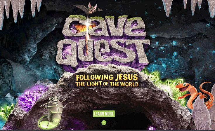 Cave Quest VBS 2016
