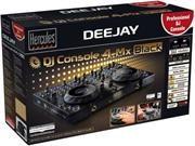 Hercules DJ Console 4-MX, Black , Retail Box, 1 year Limit warranty  #electronics #technology #tech #electronic #device #gadget #gadgets #instatech #instagood #geek #techie #nerd #techy #photooftheday #computers #laptops #hack #screen #rosstech #dj #speakers #audio
