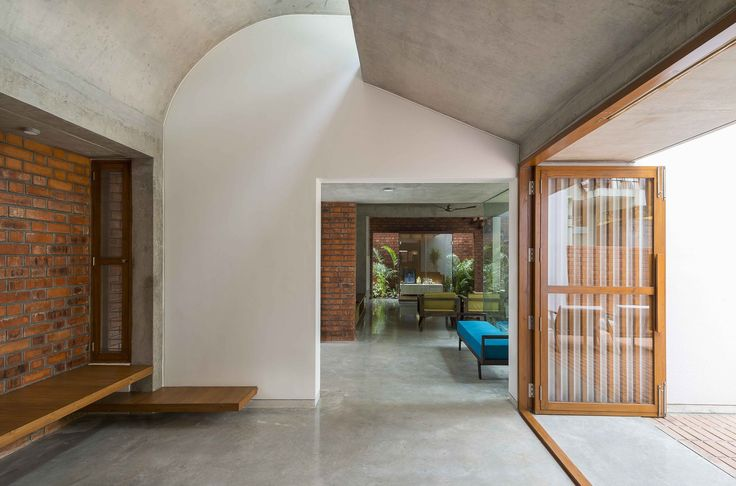 Gallery of Brick House / Architecture Paradigm - 4