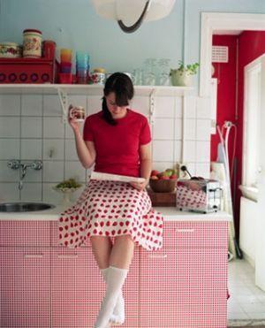 Kitchens - myLusciousLife.com - thirza schaap retro kitchen.jpg