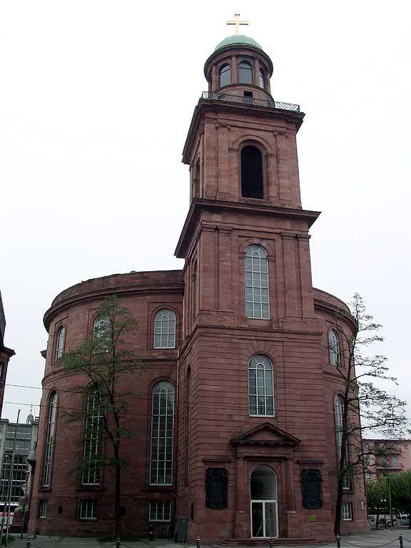 Paulskirche (St. Paul's Church) Frankfurt