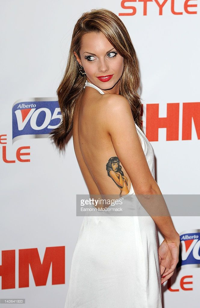 Jessica-Jane Clement attends FHM 100 Sexiest Women In The World 2012 at Proud Cabaret on May 1, 2012 in London, England.