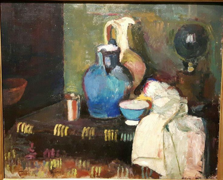Caraffa Blu. Museo Pushkin Mosca. 1903-1904