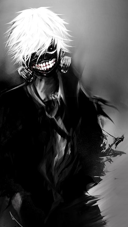 Tokyo Ghoul by SiriCC.deviantart.com on @DeviantArt