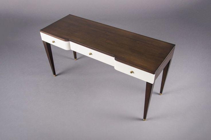 Clifton Desk - Mid-Century / Modern Transitional Desks & Writing Tables - Dering Hall