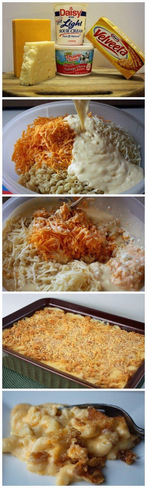Homemade Macaroni and Cheese: what a Wonderful, Terrible idea!!!