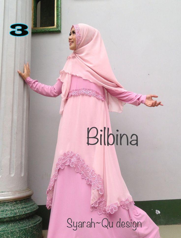 Koleksi Busana Muslim Terbaru Bilbina adalah koleksi tren busana wanita dengan bahan, model & jahitan berkualitas. Bisa Grosir-Eceran dan Reseller Dropship