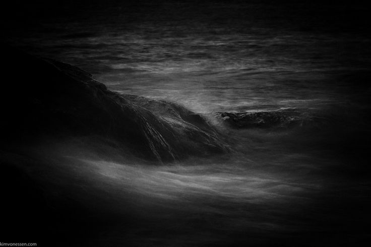 Night sea by Kim von Essen on 500px