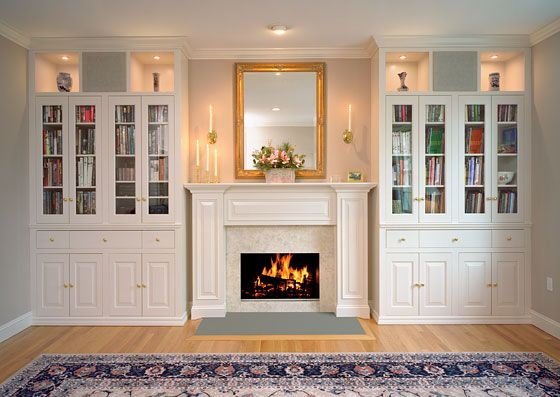 67 Best Images About Wall Unit Media On Pinterest Entertainment Units Fireplaces And Custom