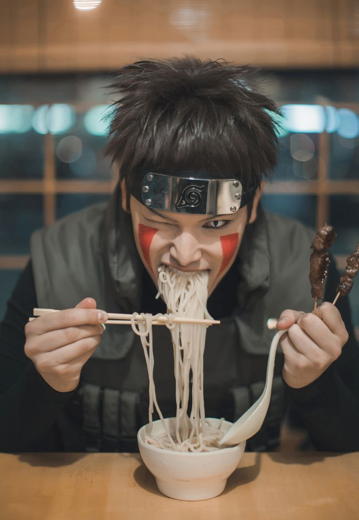 Phil Mizuno (Mizuno) as Kiba Inuzuka  of Naruto: Shippuden
