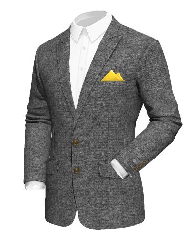 Grey tweed Blazer http://www.tailor4less.com/en/men/blazers/1887-grey-tweed-blazer