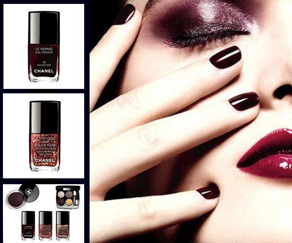 Για πρώτη φορά το 18 Rouge Noir έκανε την εμφάνισή του στο fashion show Autumn/Winter 1994-1995. Είκοσι χρόνια μετά και η φύση του έχει πλέον ξεφύγει από λόγους εμπορικής παραγωγής και εισροής χρημάτων στον οίκο Chanel, αφού όπως ελάχιστες άλλες δημιουργίες, αποτελεί εμβληματικό στοιχείο του κόσμου της μόδας, σύμβολο της ανατρεπτικής κομψότητας και ίσως η πιο σαγηνευτική απόχρωση νυχιών που δημιουργήθηκε ποτέ..http://pressmedoll.gr/20-chronia-tis-pio-akatamachitis-chanel-apochrosis-nichion/