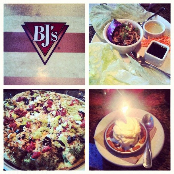 BJ's Restaurant and Brewhouse in Rancho Cucamonga, CA -- Her legs were INCREDIBLE! --  Other guys were staring!