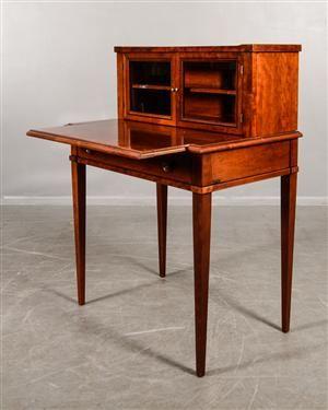 Vara: 3563289Grange Skrivbord med stol i flätad rotting(3)