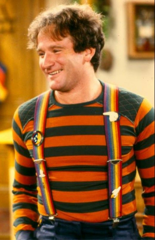Mork from Mork and Mindy