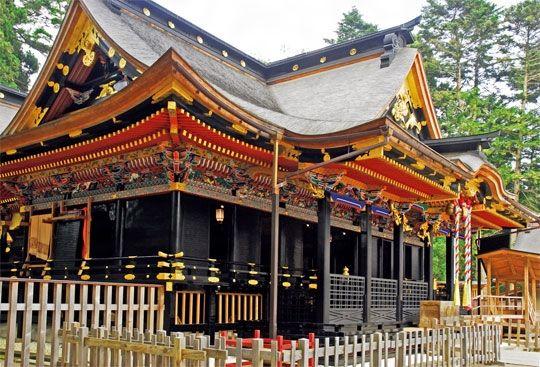 伊達政宗も尊崇した大崎八幡宮。仙台の見所一覧。