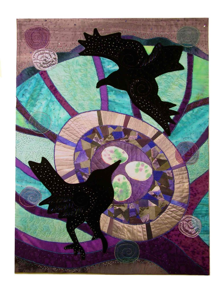 1000 Images About I Love Crow Quilts On Pinterest Terry