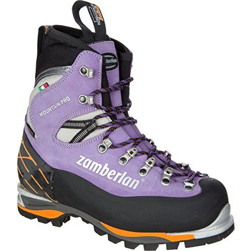 Zamberlan Mountain Pro Evo GTX RR Boot  Womens Lavender 370 * Continue to the product at the image link.