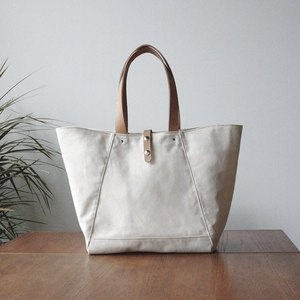 Makr tote: Fashion Mind, Makr Totes, Bags Pur, All Canvas, Leather Handbags, Sewing Handbags, Bags Envy, Bags Totes, Makr Carrie