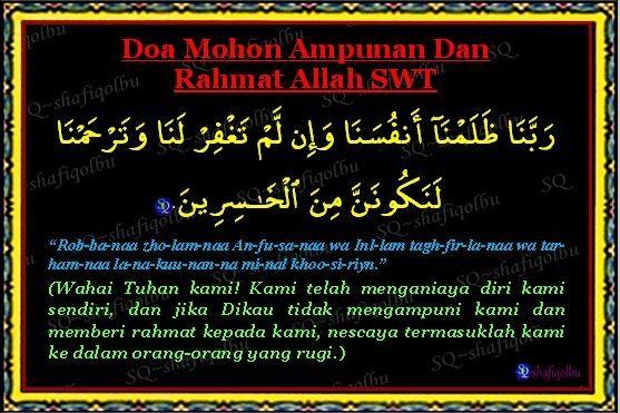 Doa Adam