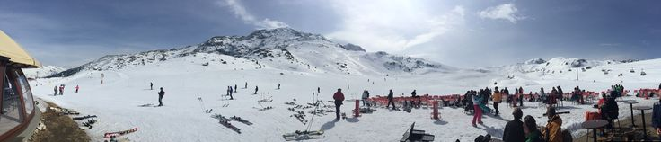@ Cafe Bulle, Les Arc 2000  French Alps