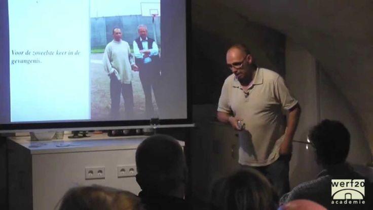 Lezing - Herstel in forensische zorg - Toon Walravens