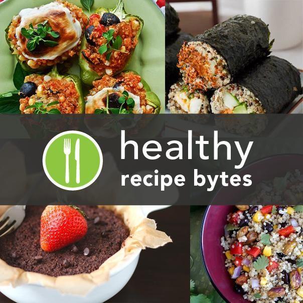 5 Healthy Quinoa Recipes from Around the Web