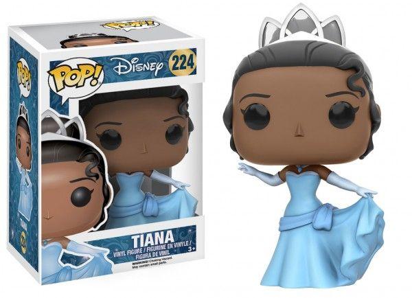 Disney  Figurine pop Tiana  La Princesse et la Grenouille