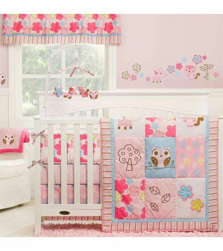 Baby Girl Room | owl