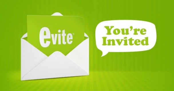 Evite: Best Event Planner with an Own Party Store   Commonection