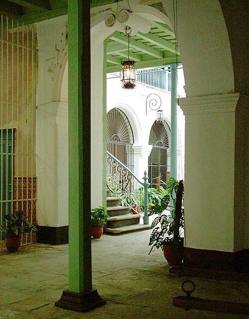 Green Backstreet Havana