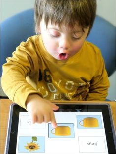 Apps for kids with Down syndrome.