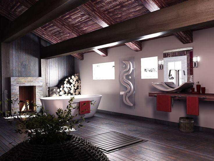 Elemento Radiante Thermo S Sculptor #design #customer #cool #ceramic