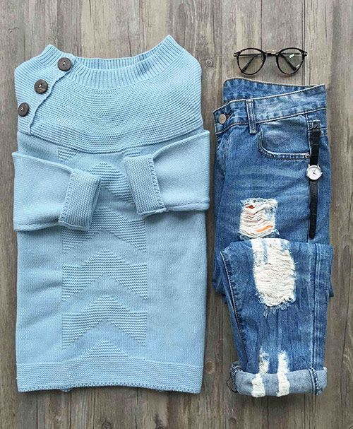 15% Off for pre-order! This button up round neck sweater will offer you this fall's top look! Get it with free shipping&easy return! Go get it at Cupshe.com